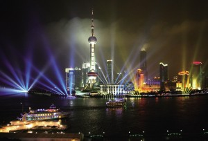 Oriental Pearl Tower