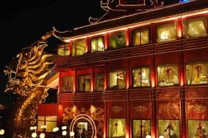 eten & drinken in Shanghai